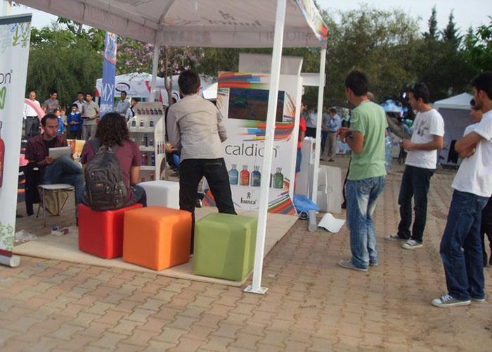 Hunca Unifest Akdeniz Üniversitesi Nintendo Wii Aktivitesi